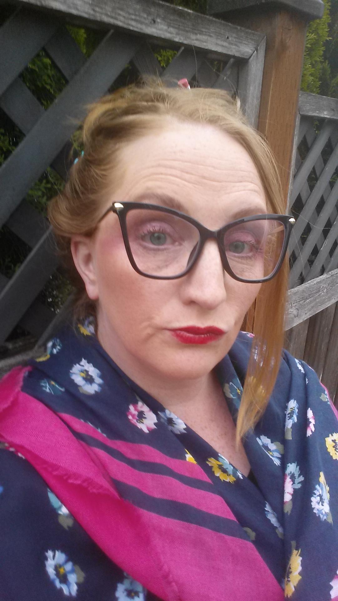 Narcissistic Bitch #2 - Carolyn Thomas